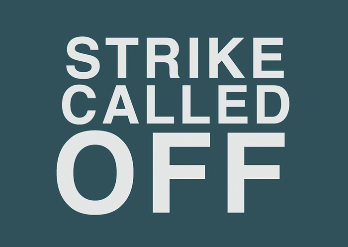 Call off